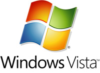 Windows Vista logo - click to enlarge (45 kb).