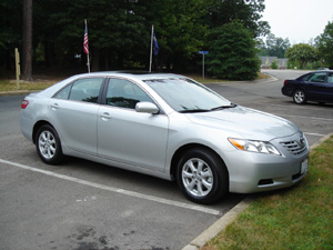 Toyota Camry 2007 LE - click to enlarge ( kb).