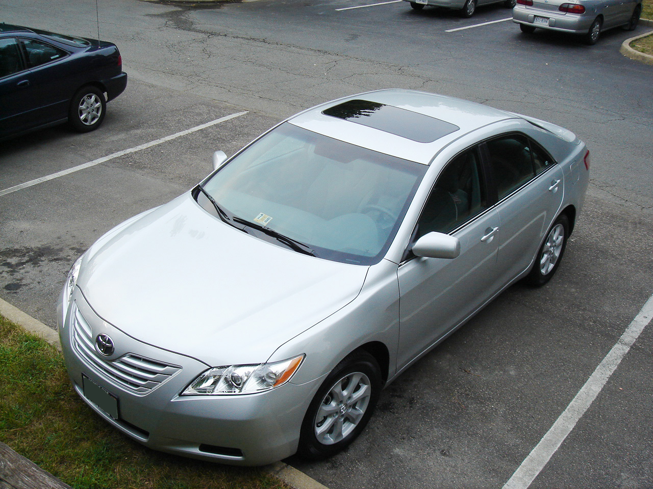 Toyota Camry 2007 LE   Click To Enlarge ( Kb).