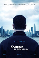 Bourne Ultimatum Movie Poster - click to enlarge (20 kb).